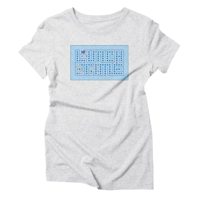 Lunch time Women's Triblend T-Shirt by magicmagic