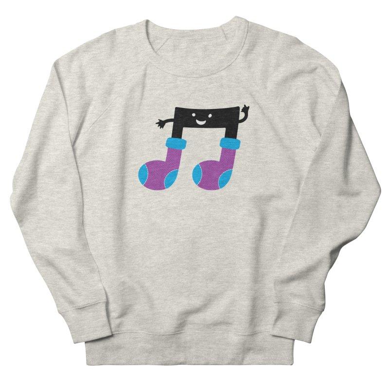 Warm music Women's French Terry Sweatshirt by magicmagic