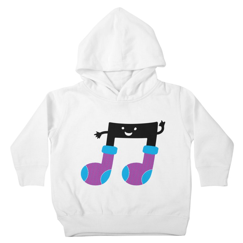 Warm music Kids Toddler Pullover Hoody by magicmagic
