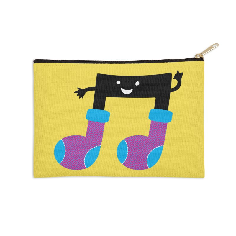 Warm music Accessories Zip Pouch by magicmagic