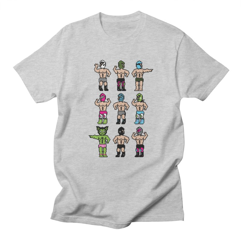 Wrestling maniacs Women's Regular Unisex T-Shirt by magicmagic