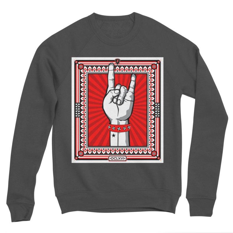 Glory Men's Sponge Fleece Sweatshirt by magicmagic