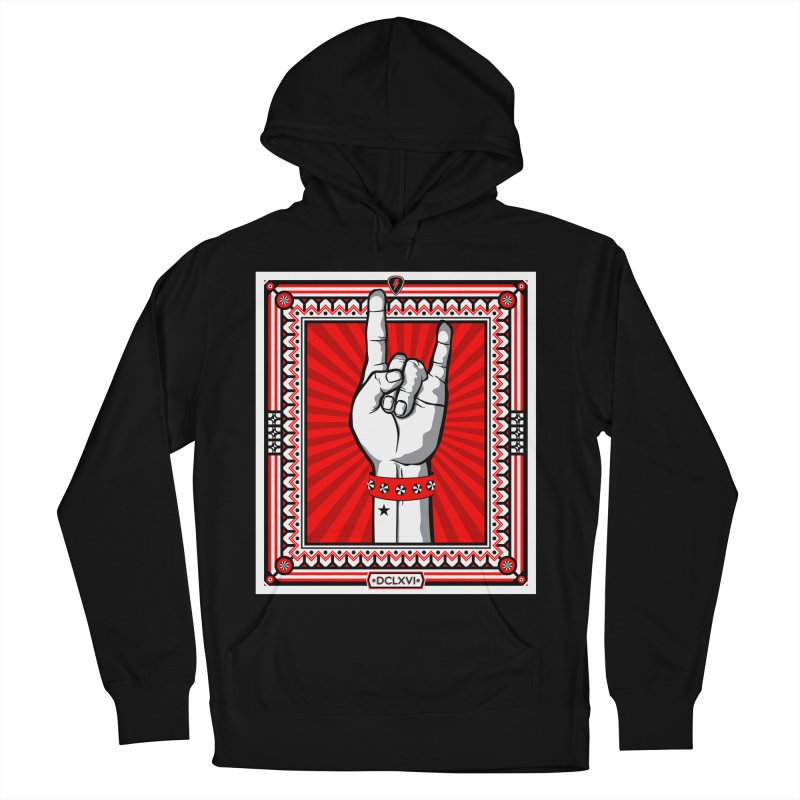 Glory Men's French Terry Pullover Hoody by magicmagic