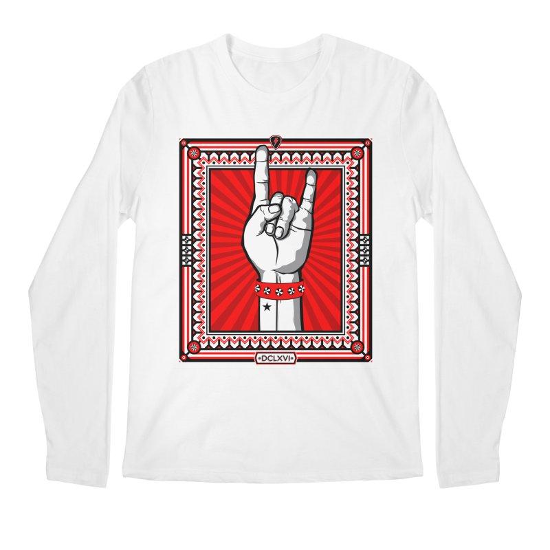 Glory Men's Regular Longsleeve T-Shirt by magicmagic