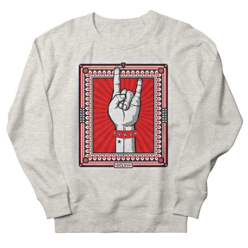 Glory Women's French Terry Sweatshirt by magicmagic