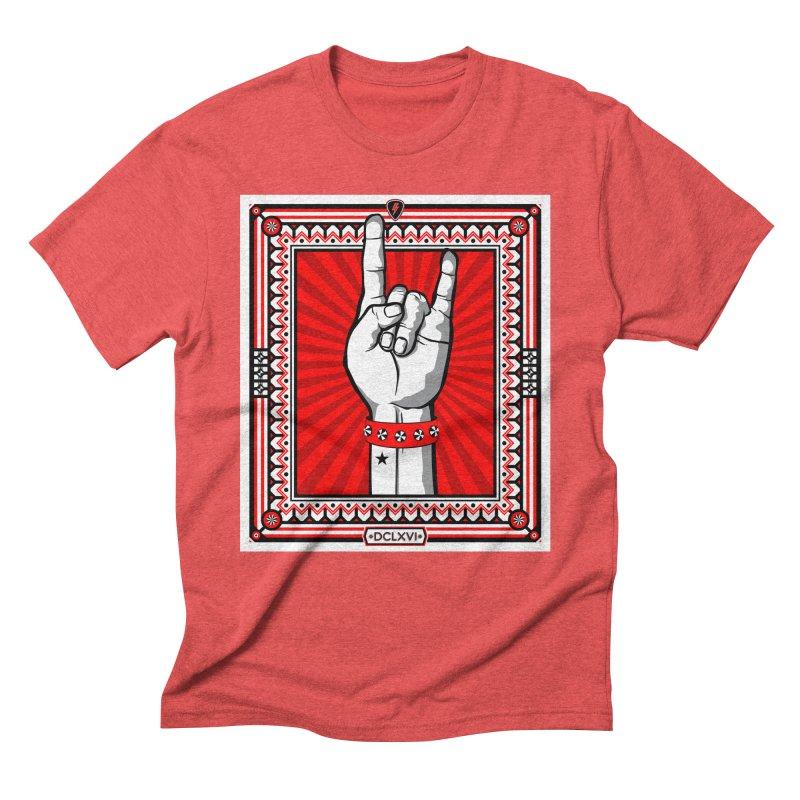 Glory Men's Triblend T-Shirt by magicmagic
