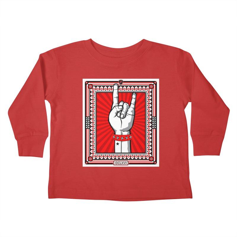 Glory Kids Toddler Longsleeve T-Shirt by magicmagic