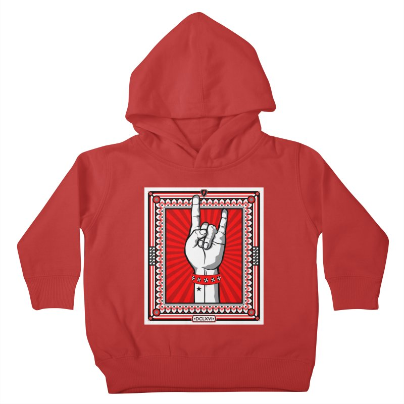 Glory Kids Toddler Pullover Hoody by magicmagic