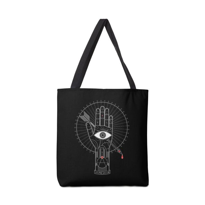 Vivre sa vie Accessories Bag by MagicMagic Artist Shop