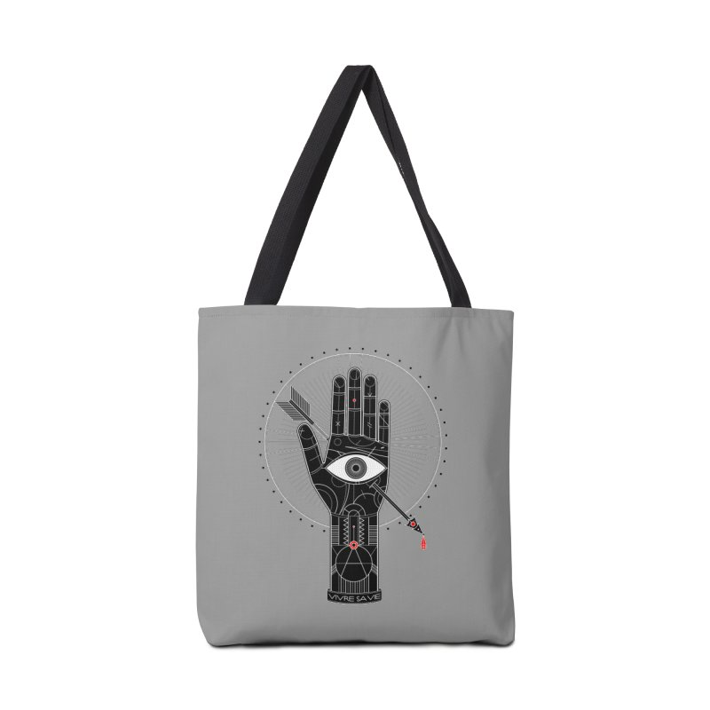 Vivre sa vie Accessories Tote Bag Bag by magicmagic