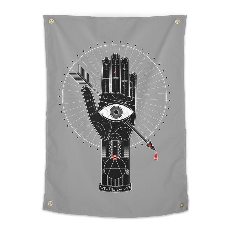 Vivre sa vie Home Tapestry by magicmagic