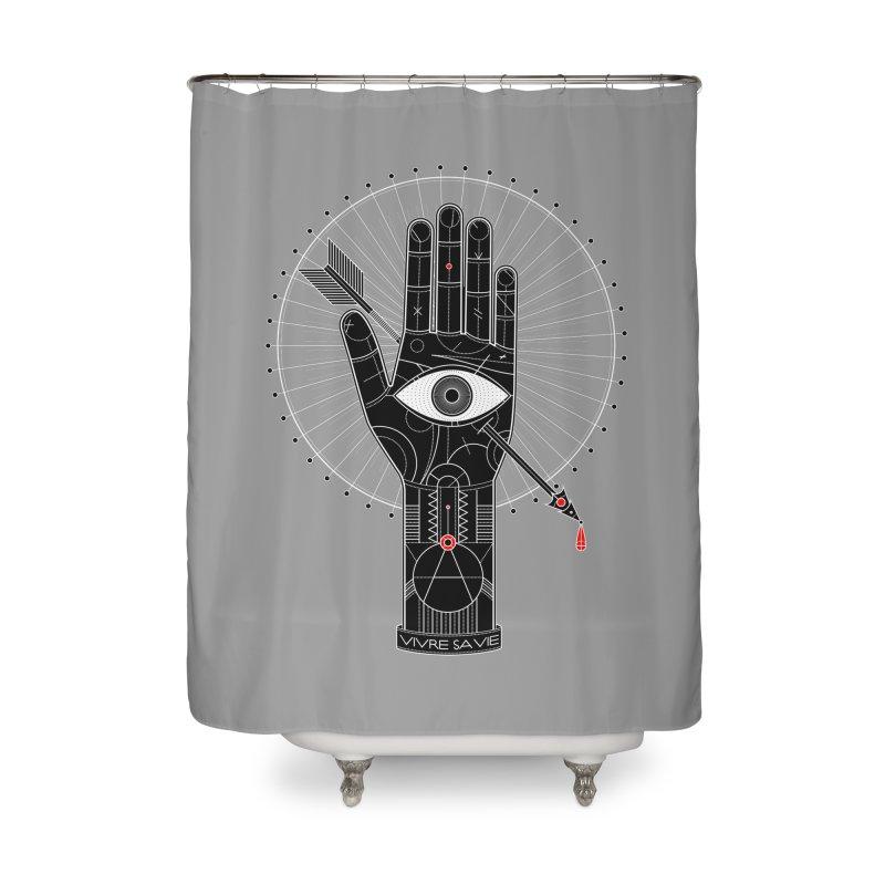 Vivre sa vie Home Shower Curtain by magicmagic