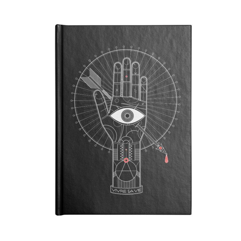Vivre sa vie Accessories Notebook by MagicMagic Artist Shop