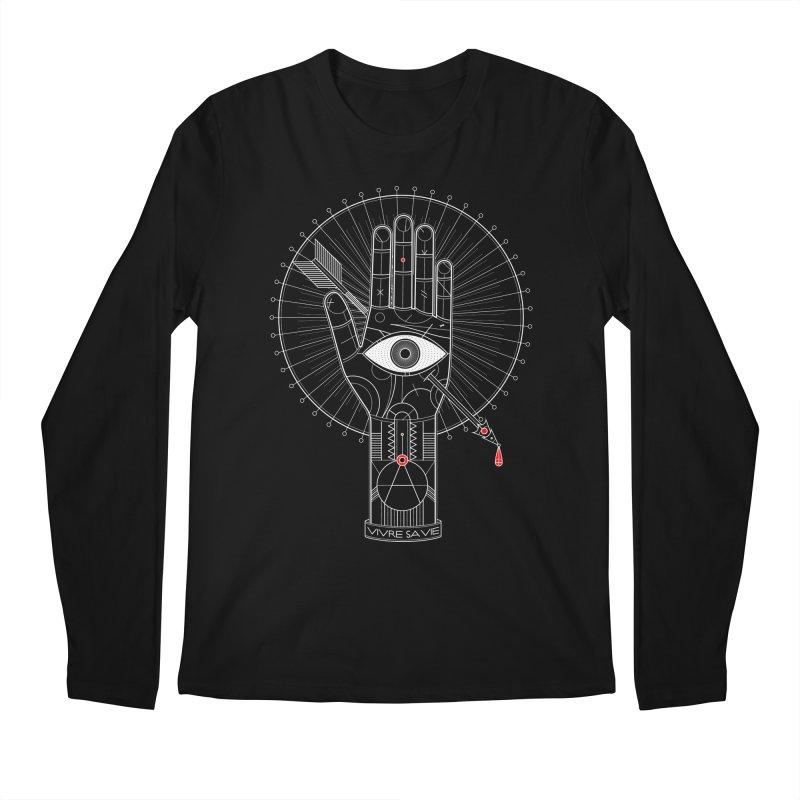 Vivre sa vie Men's Regular Longsleeve T-Shirt by magicmagic