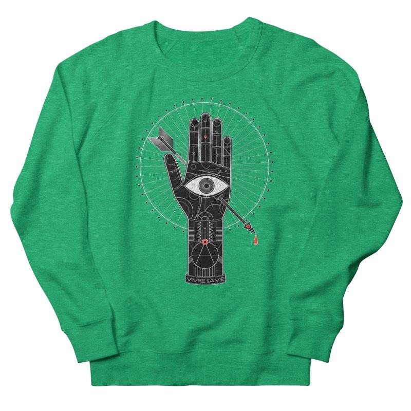 Vivre sa vie Women's French Terry Sweatshirt by magicmagic