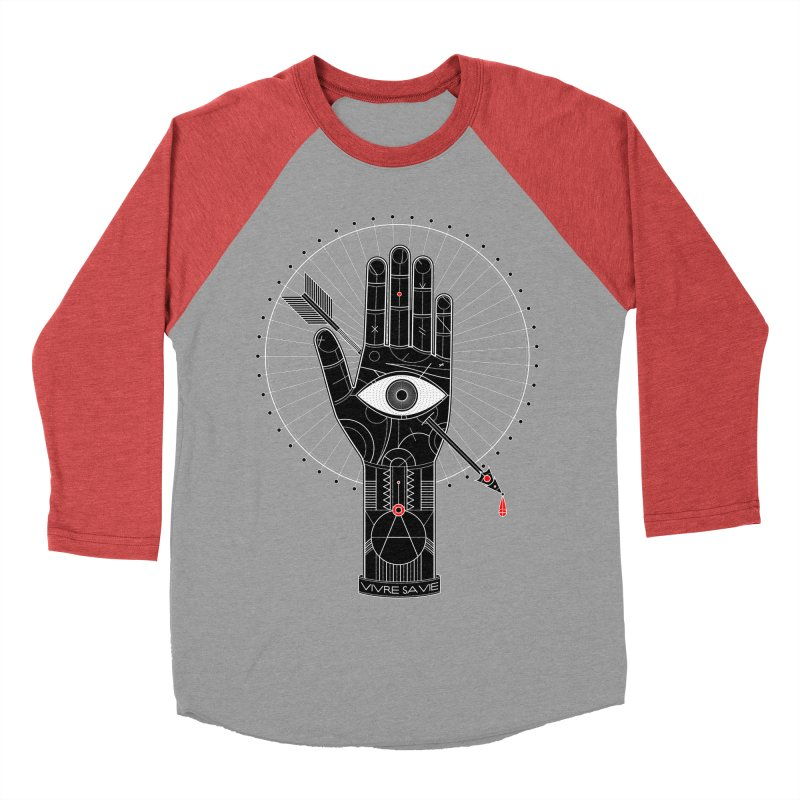 Vivre sa vie Men's Longsleeve T-Shirt by magicmagic