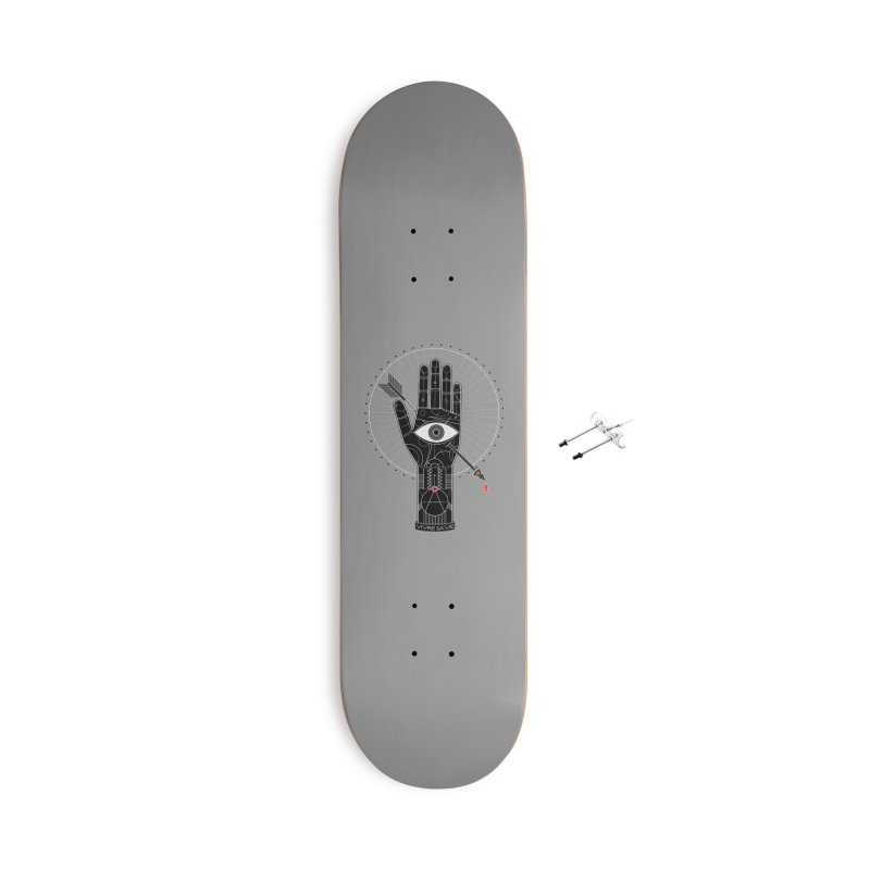 Vivre sa vie Accessories With Hanging Hardware Skateboard by magicmagic