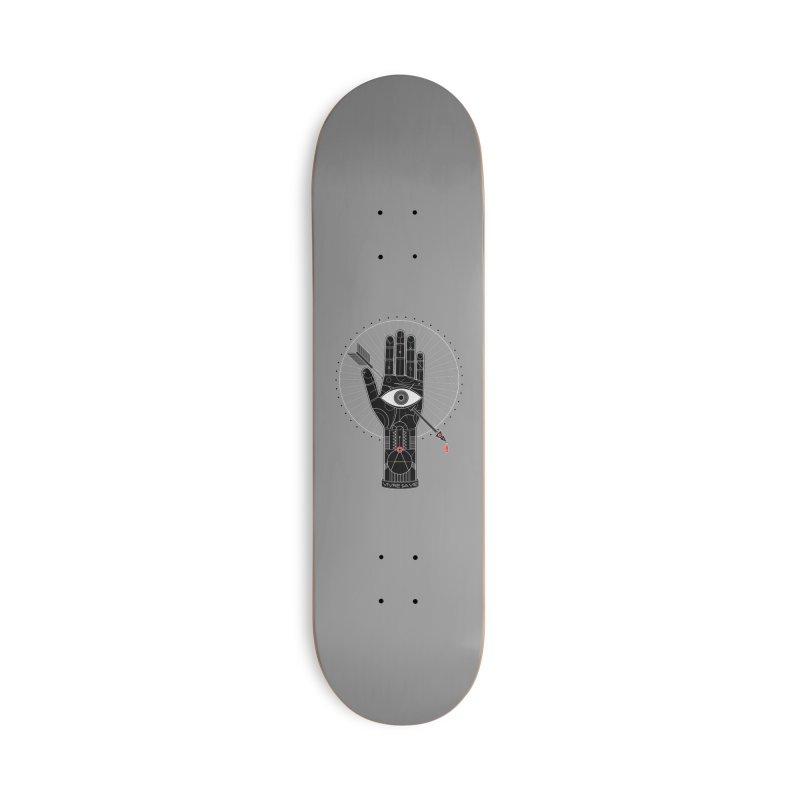 Vivre sa vie Accessories Deck Only Skateboard by magicmagic