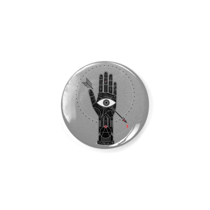 Vivre sa vie Accessories Button by magicmagic