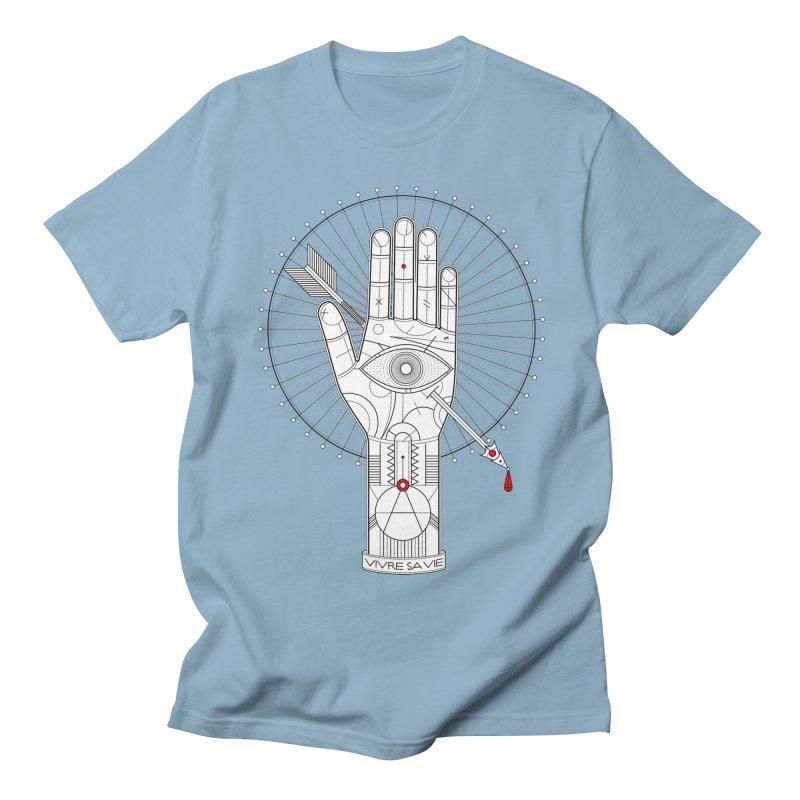 Vivre sa vie Men's Regular T-Shirt by magicmagic