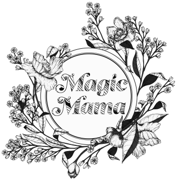 Magic Mama Handmade Logo
