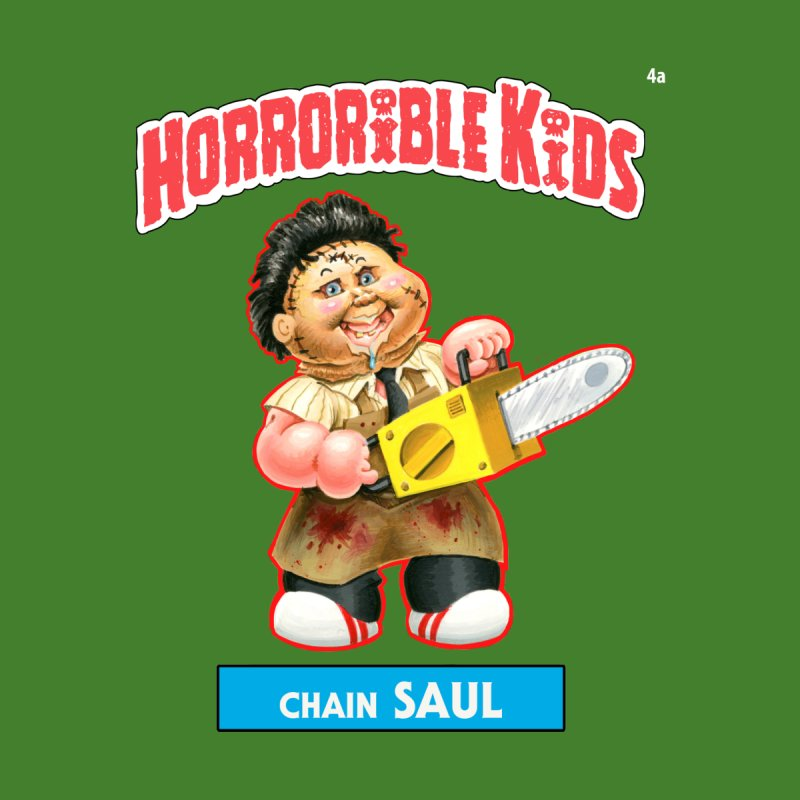 HK4a - Chain SAUL Kids T-Shirt by Magic Marker Art - Mark Pingitore