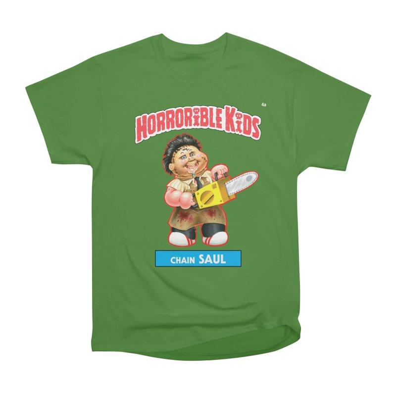 HK4a - Chain SAUL Men's Classic T-Shirt by Magic Marker Art - Mark Pingitore