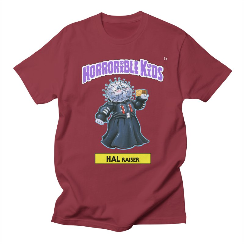 HK5a - HAL Raiser Women's Unisex T-Shirt by Magic Marker Art - Mark Pingitore