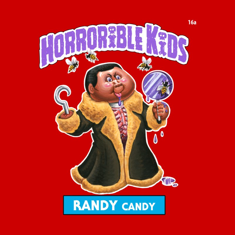 HK16a - RANDY Candy Men's T-Shirt by Magic Marker Art - Mark Pingitore