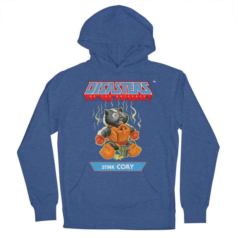 4a Stink CORY - Disasters of the Universe Women's Pullover Hoody by Magic Marker Art - Mark Pingitore