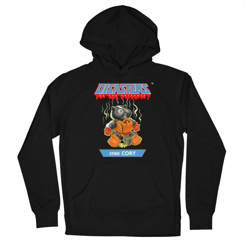 4a Stink CORY - Disasters of the Universe Men's Pullover Hoody by Magic Marker Art - Mark Pingitore