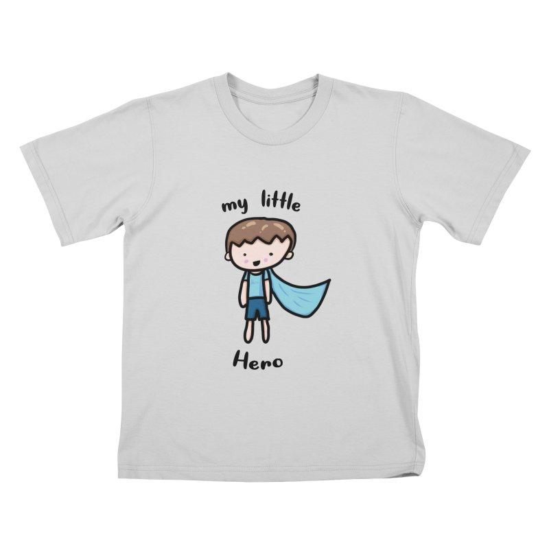 my little Hero Kids T-Shirt by Magic Pixel's Artist Shop