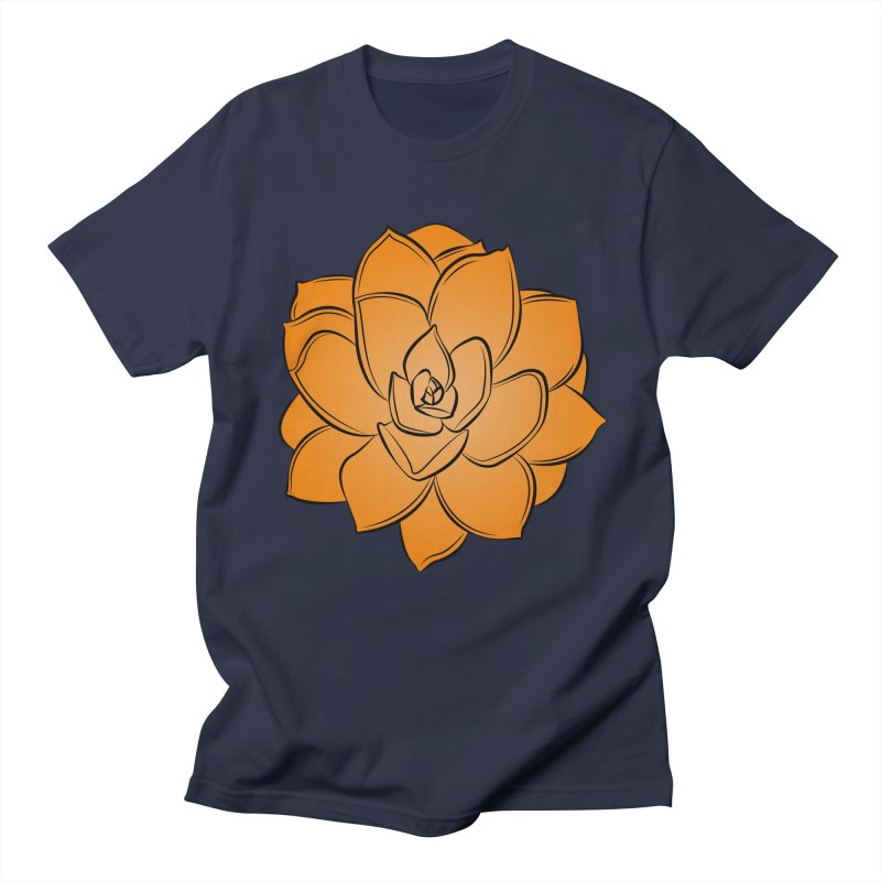 Bright Cactus Rose Women's Regular Unisex T-Shirt by Magic Pixel's Artist Shop