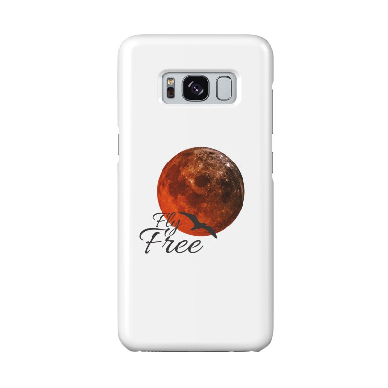 Fly Free Accessories Phone Case by Magic Pixel's Artist Shop
