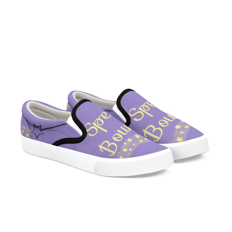 Spell Bound Women's Slip-On Shoes by Magic Pixel's Artist Shop