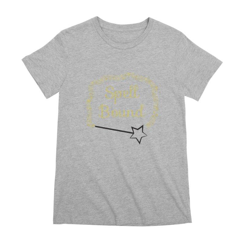 Spell Bound Women's Premium T-Shirt by Magic Pixel's Artist Shop