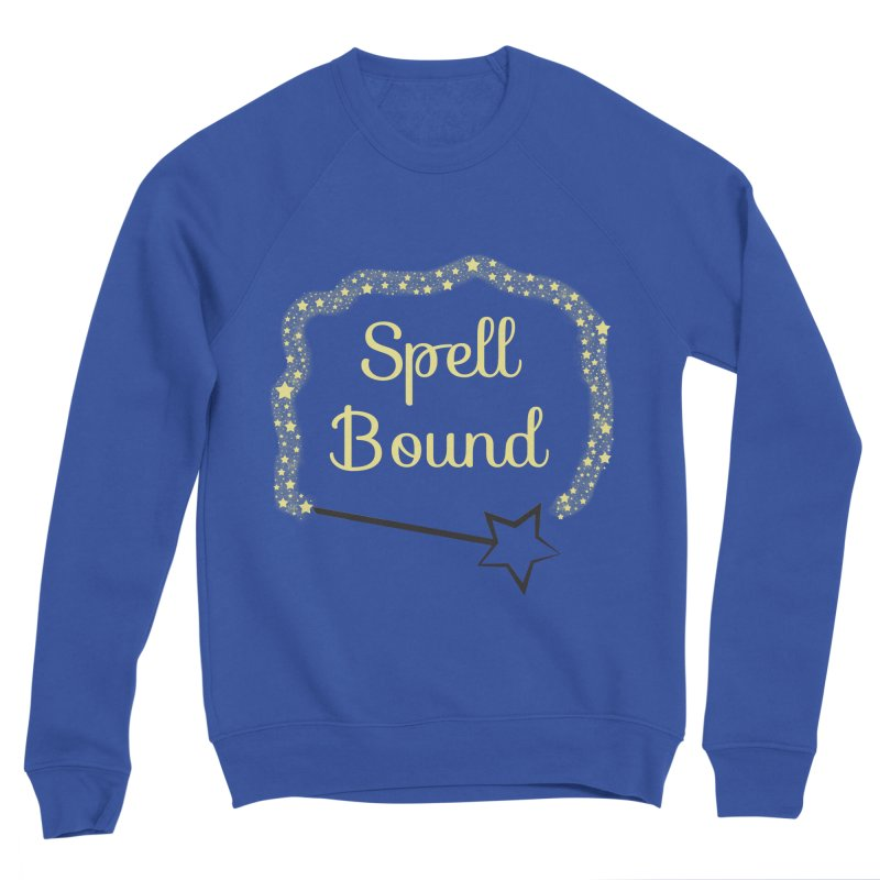 Spell Bound Women's Sponge Fleece Sweatshirt by Magic Pixel's Artist Shop