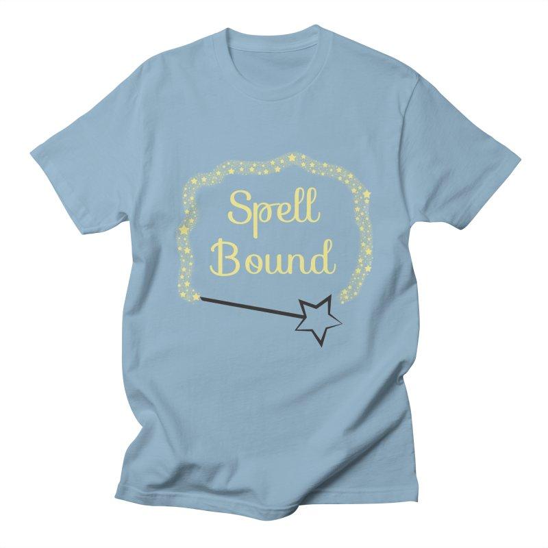Spell Bound Women's Regular Unisex T-Shirt by Magic Pixel's Artist Shop