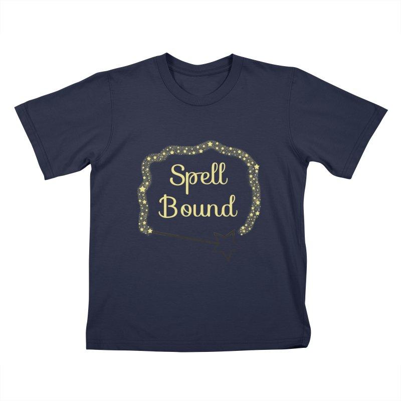 Spell Bound Kids T-Shirt by Magic Pixel's Artist Shop