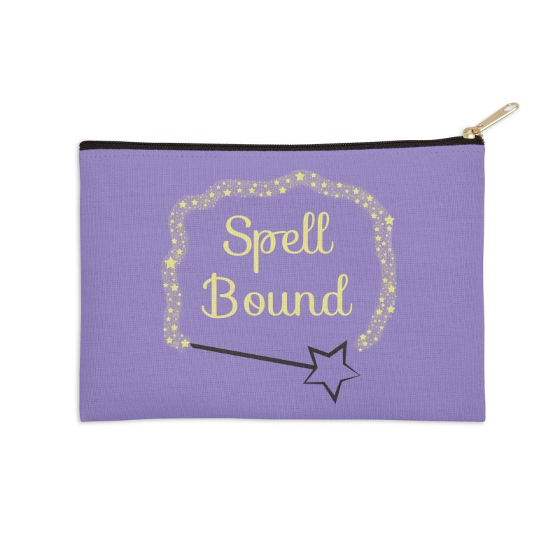 Spell Bound Accessories Zip Pouch by Magic Pixel's Artist Shop