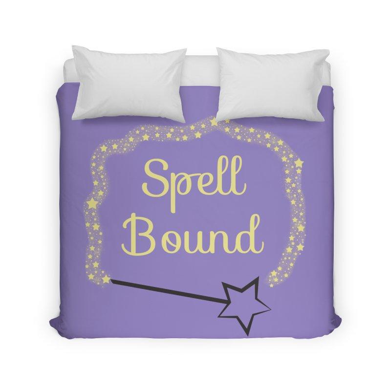 Spell Bound Home Duvet by Magic Pixel's Artist Shop