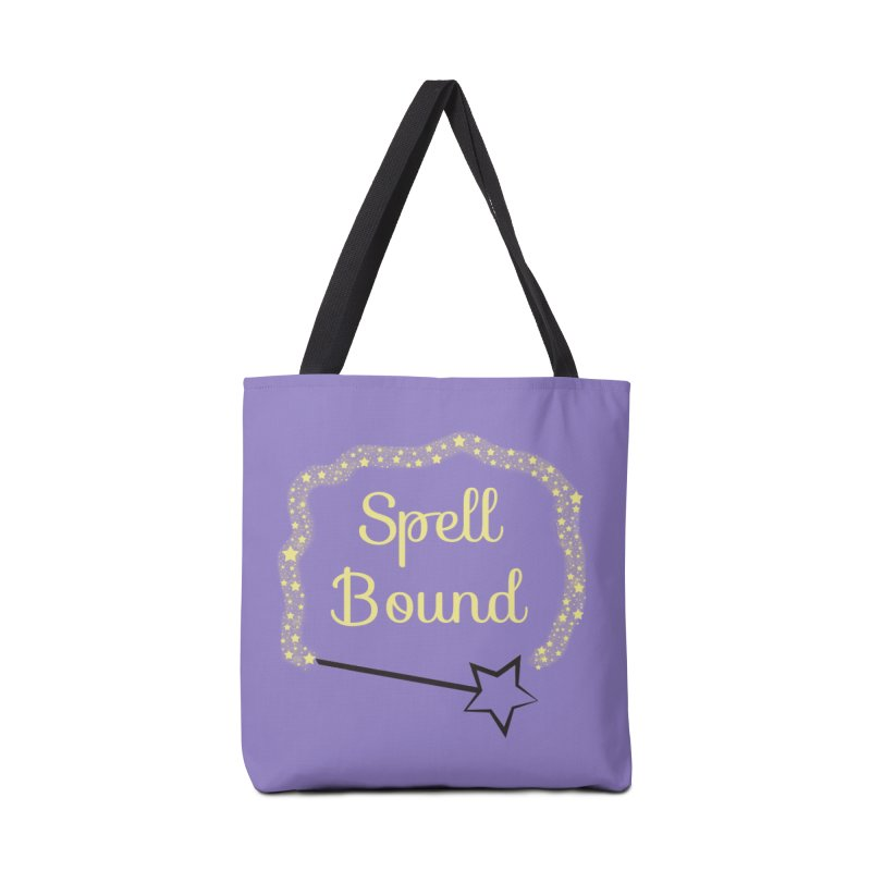 Spell Bound Accessories Tote Bag Bag by Magic Pixel's Artist Shop