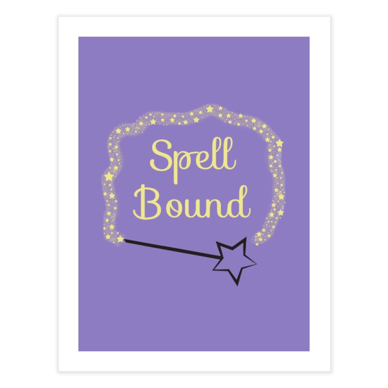Spell Bound Home Fine Art Print by Magic Pixel's Artist Shop