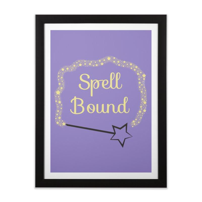 Spell Bound Home Framed Fine Art Print by Magic Pixel's Artist Shop