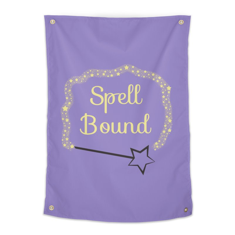 Spell Bound Home Tapestry by Magic Pixel's Artist Shop