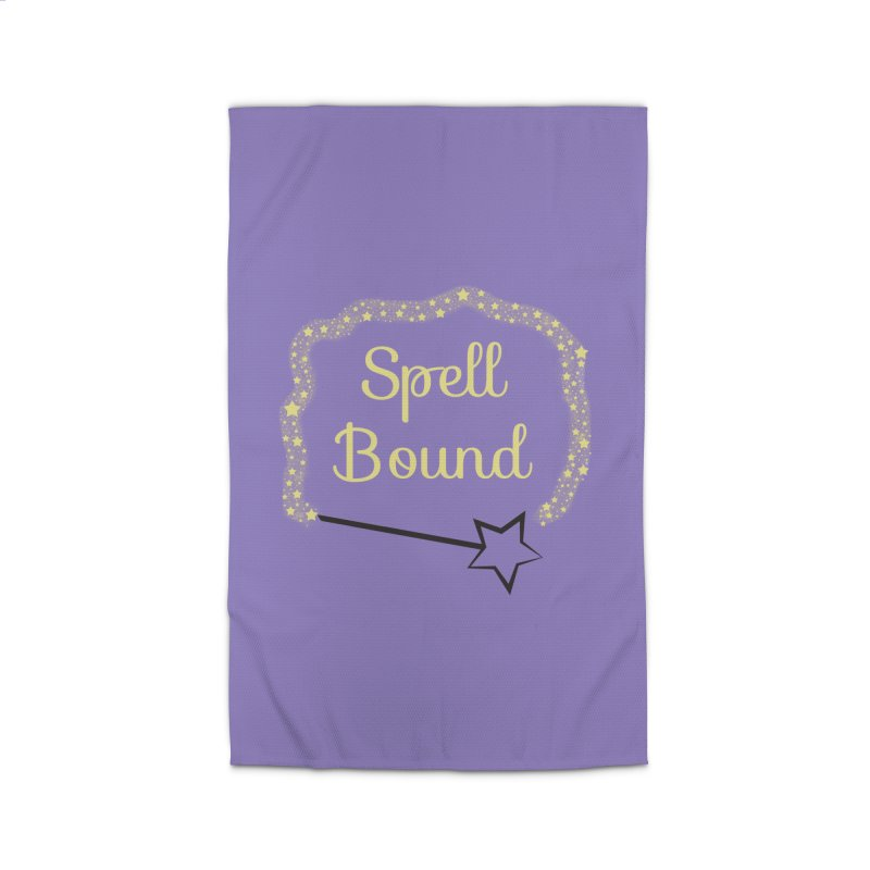 Spell Bound Home Rug by Magic Pixel's Artist Shop