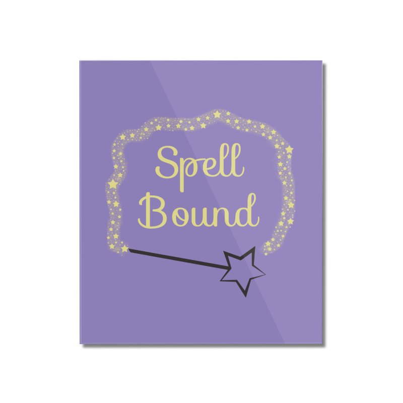 Spell Bound Home Mounted Acrylic Print by Magic Pixel's Artist Shop