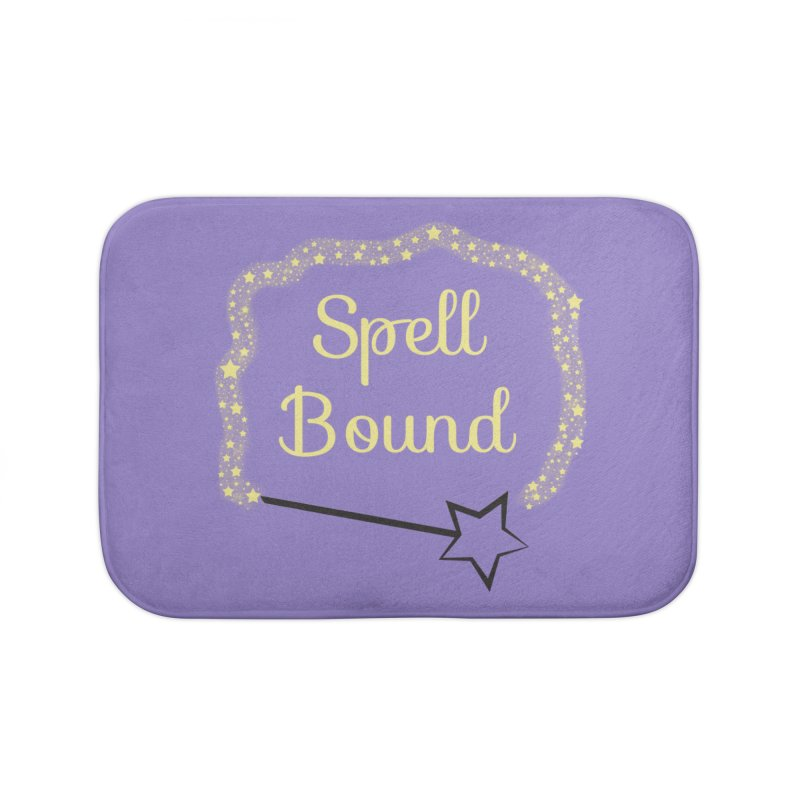 Spell Bound Home Bath Mat by Magic Pixel's Artist Shop