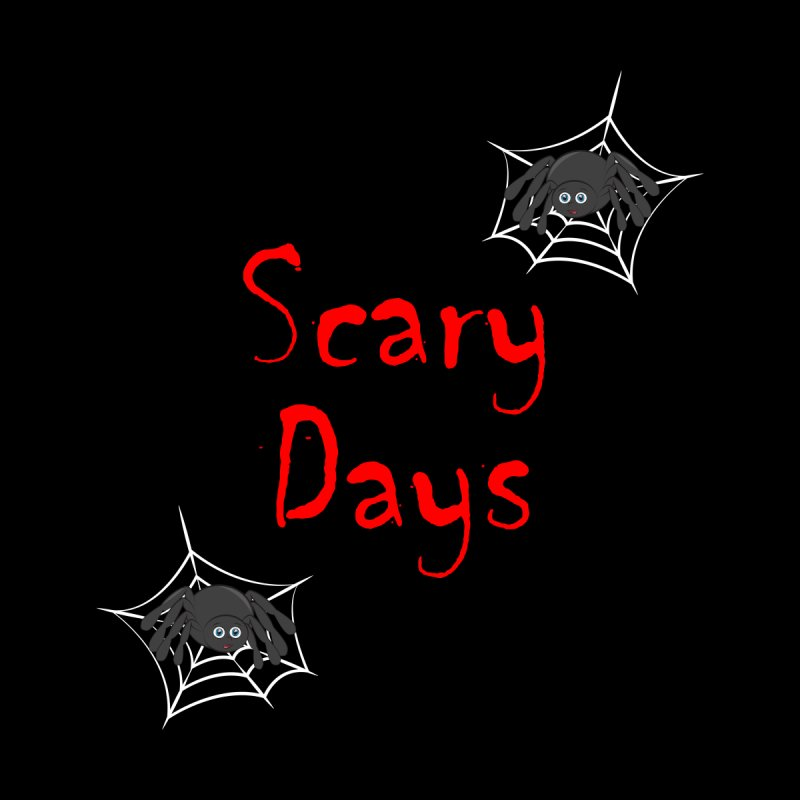Scary Days Women's Zip-Up Hoody by Magic Pixel's Artist Shop