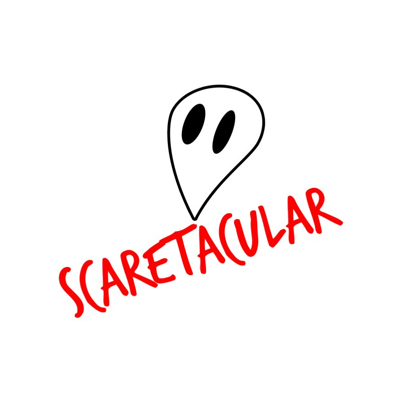Scaretacular Women's V-Neck by Magic Pixel's Artist Shop